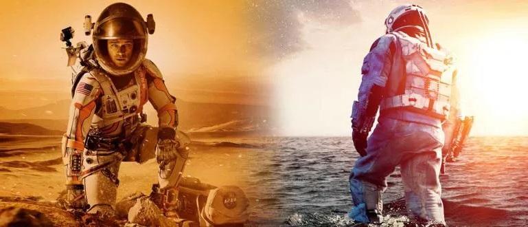 Daftar Film Dengan Plot Sangat Jenius Mengenai Teori Sains