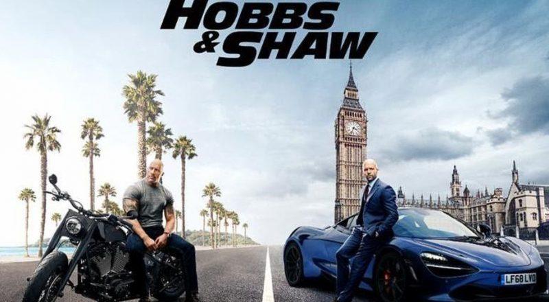 Cerita Lain Dari Fast & Furious, Hobbs & Shaw